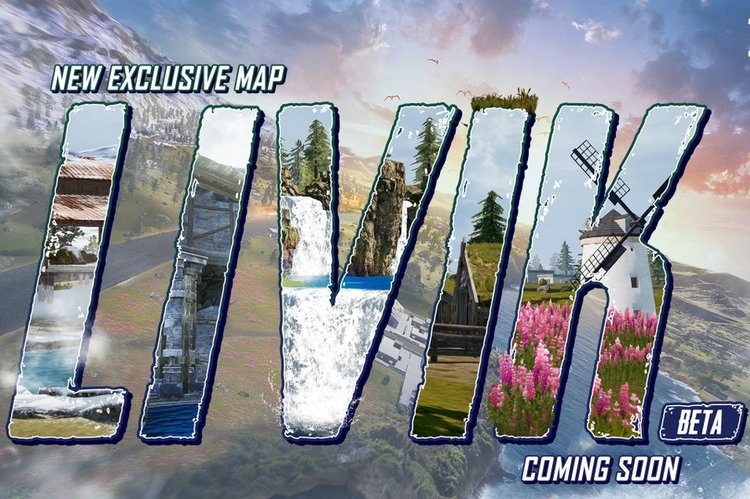 [Update:Coming July 7] PUBG Mobile's All-New Exclusive Map is Called 'Livik'