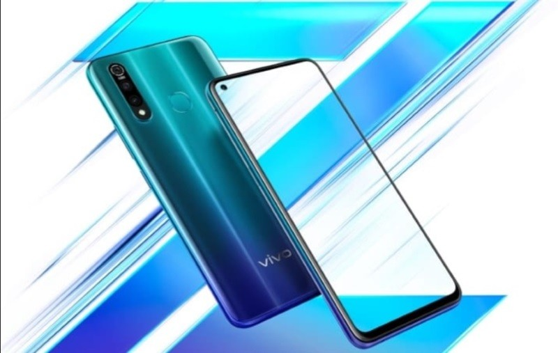 Vivo Z5x launched with SD 712 chipset and triple rear cameras