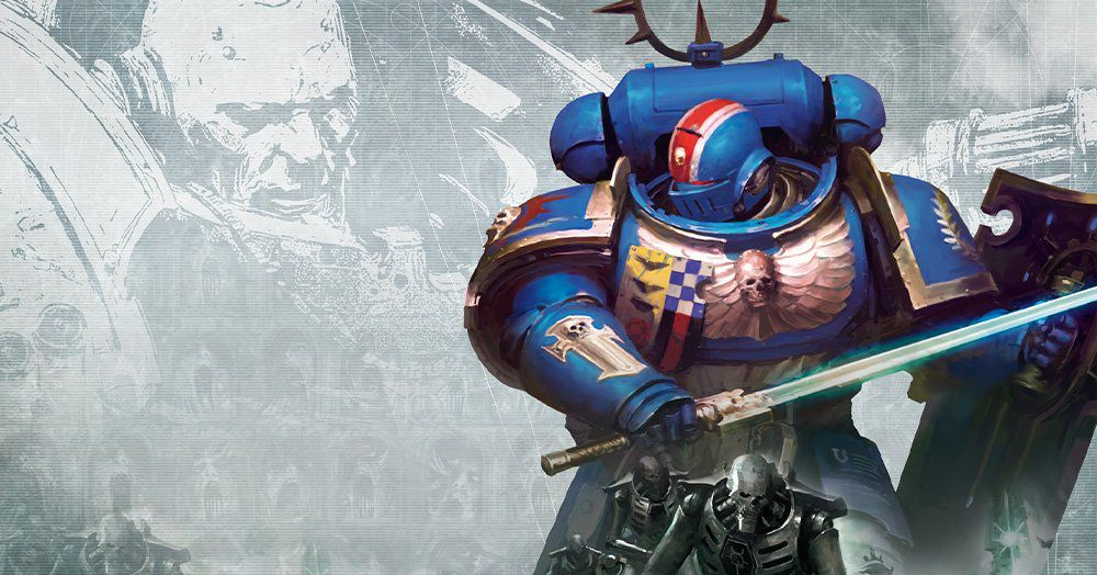 Warhammer 40,000 Indomitus boxed set revealed,features Space Marines and Necrons