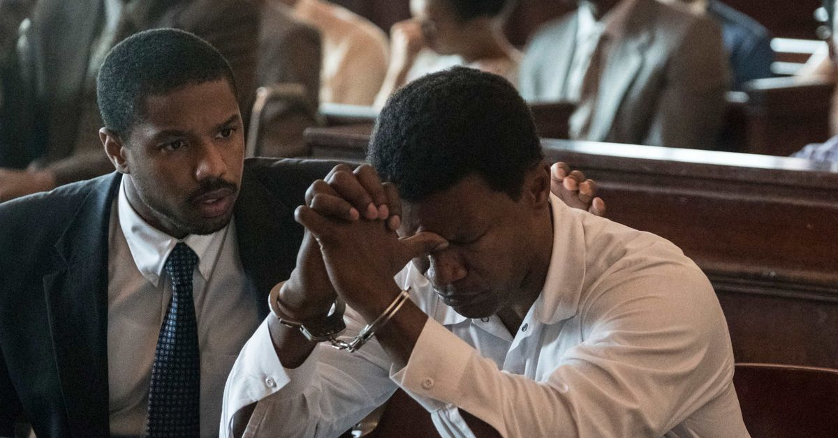 Watch Michael B. Jordan's racism drama Just Mercy for free through June