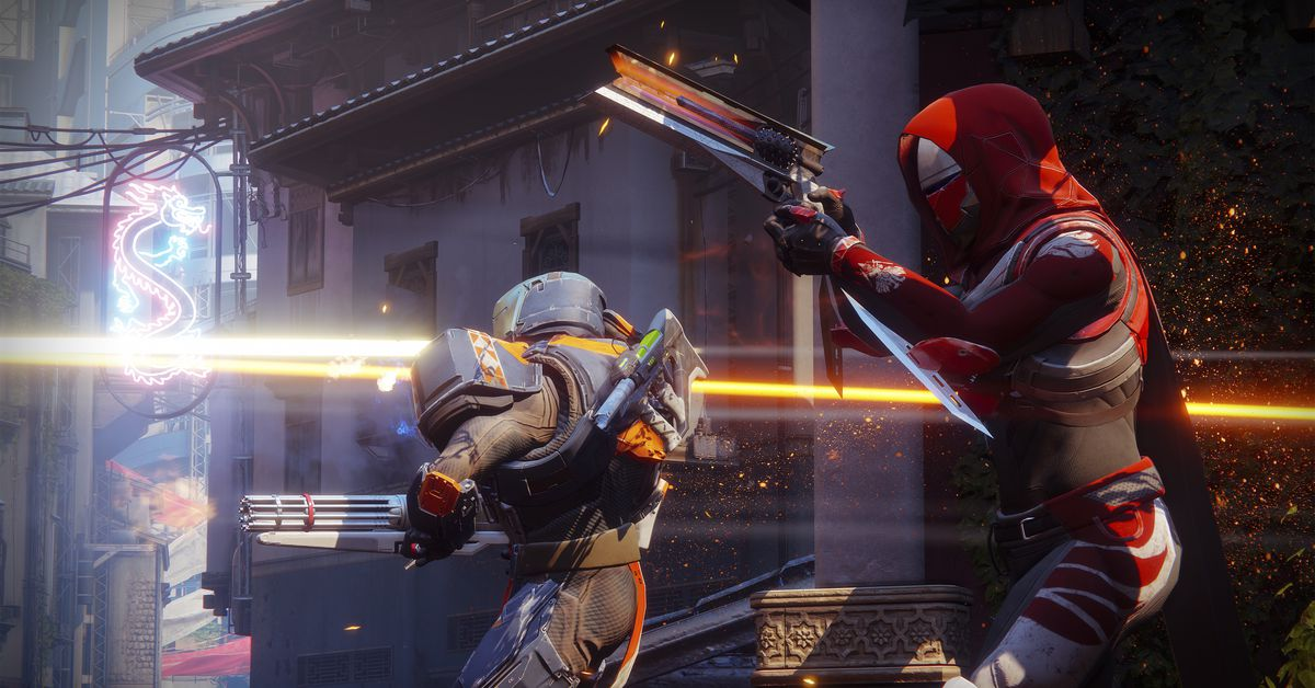 Watch the Destiny 2 fall reveal and Season of Arrivals livestream here