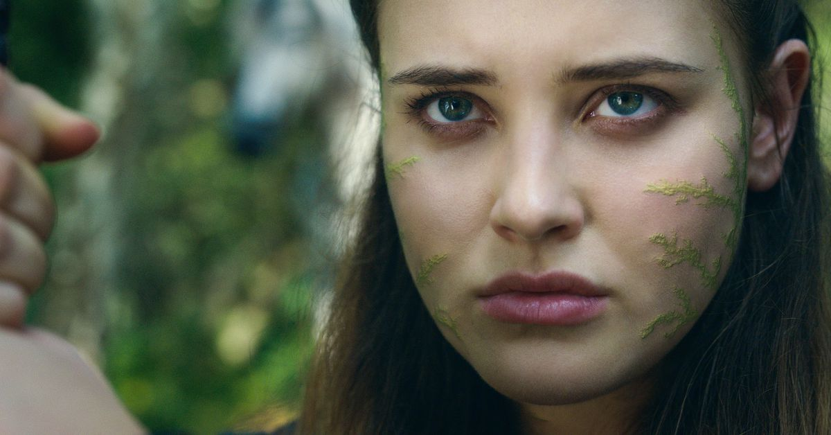 Watch the new trailer for Netflix's Cursed, starring Katherine Langford