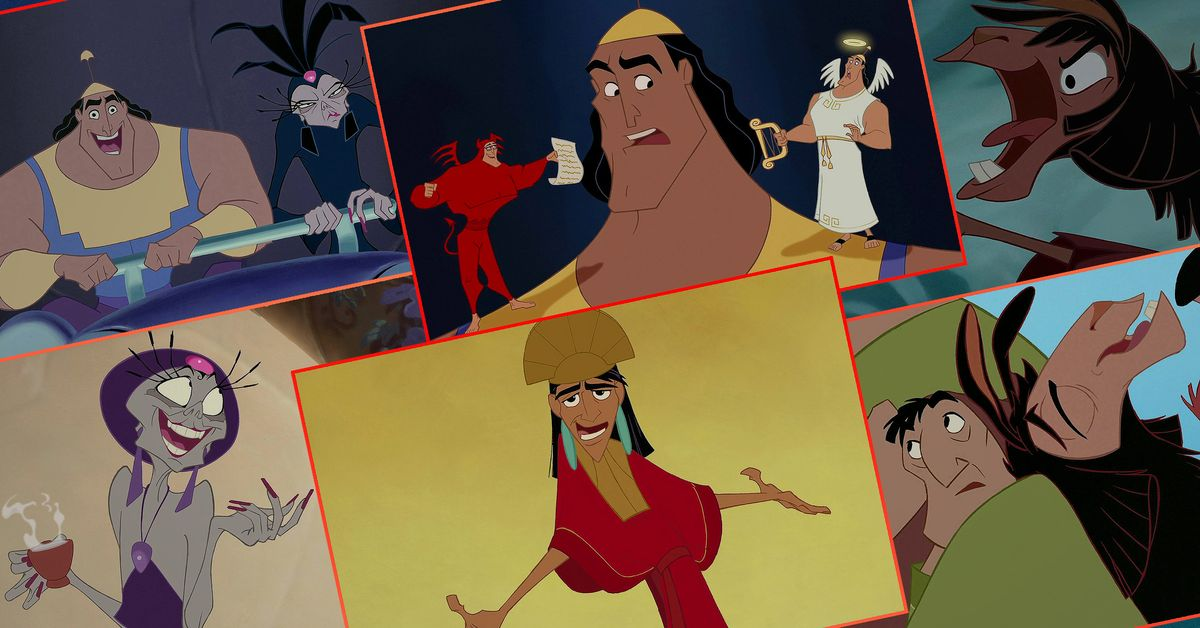 Watch this: The Emperor's New Groove came out at exactly the wrong time