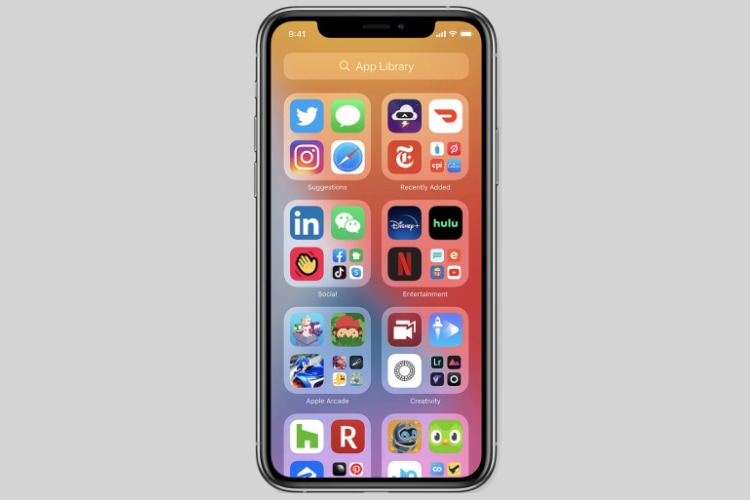 What is App Library and How to Use It in iOS 14