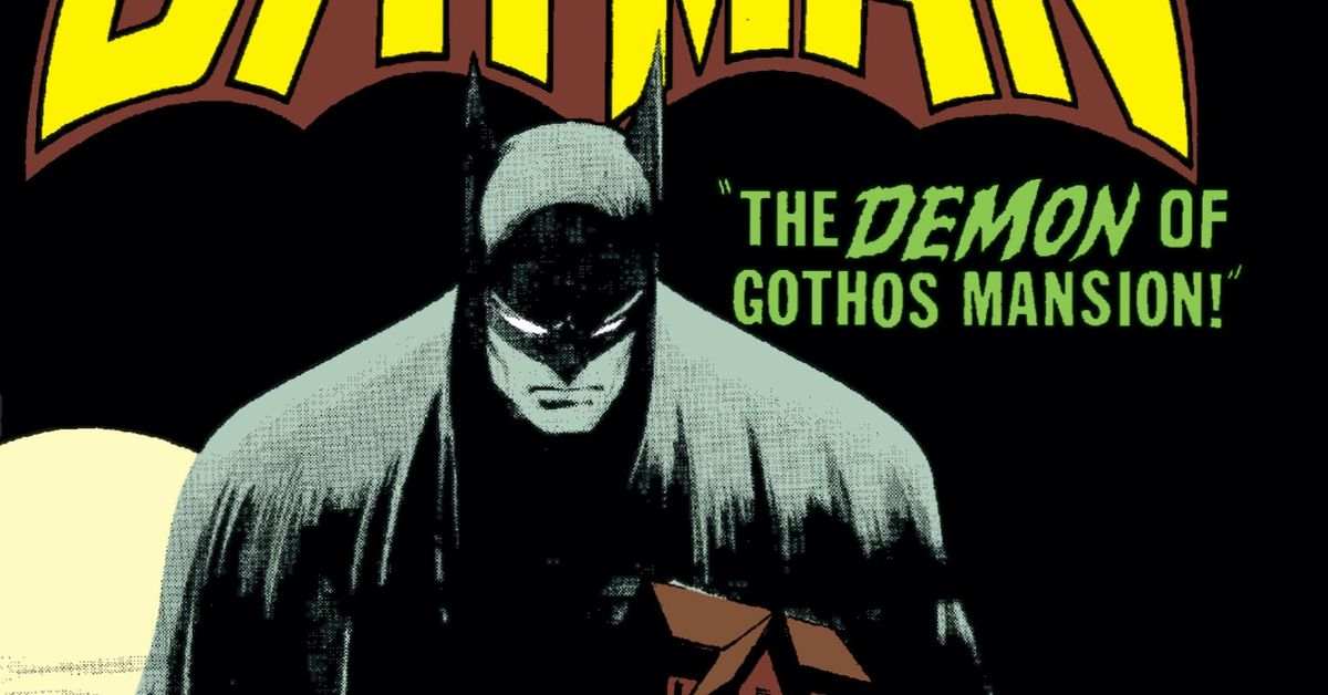 Why Batman writer Denny O'Neil is forever a DC Comics legend