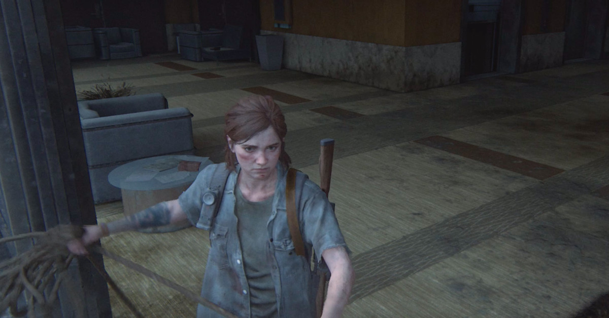 Why The Last of Us 2's rope is so damn impressive