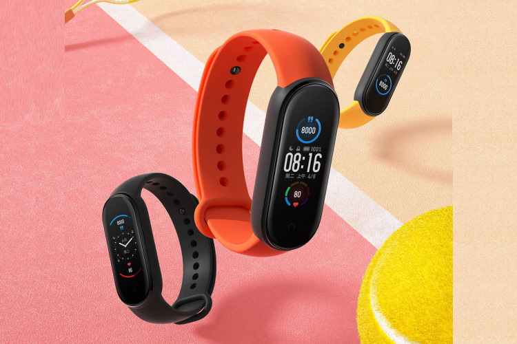 Xiaomi Details Mi Band 5's New Features; Bigger Display, Magnetic Charging, & More