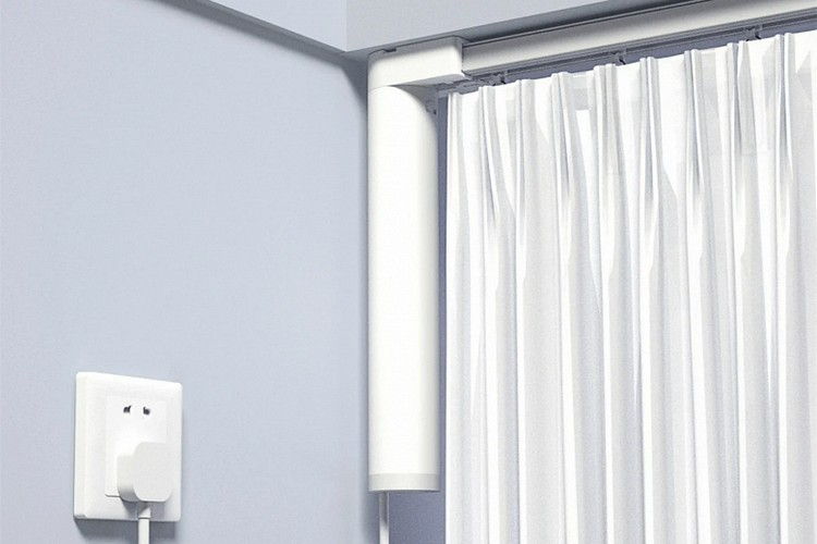 Xiaomi's Mi Smart Curtain Can Be Controlled By Voice