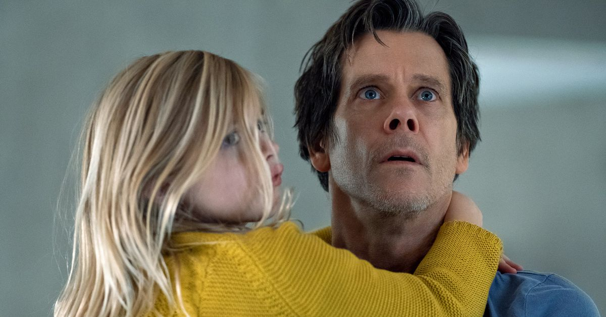 You Should Have Left review: Kevin Bacon's new horror movie is wispy as a g-g-ghost