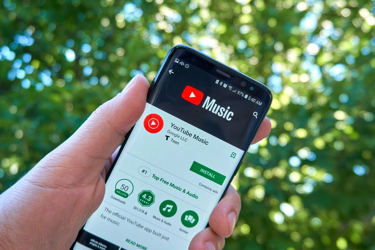 YouTube Music Gets a New 'Collaborate' Button for Playlists