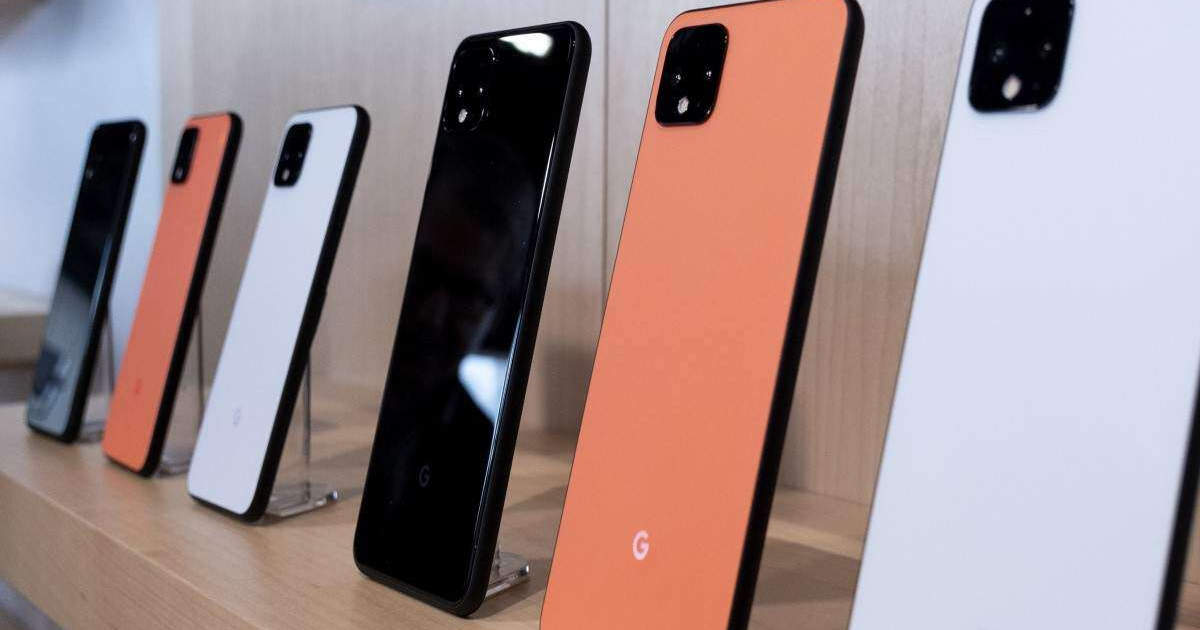 google pixel shipments: Google gave a shock to OnePlus, sold 72 lakh phones - google shipped more pixels phones than oneplus in 2019