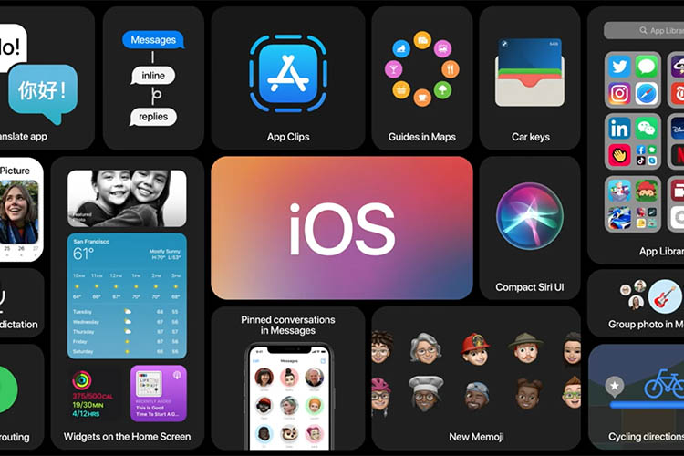 iOS 14 Announced with Home Screen Changes and More