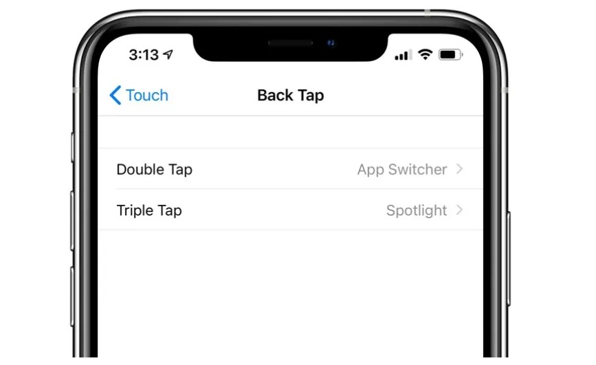 iOS 14 offers 'Back Tap' gestures and liquid detection alert overriding