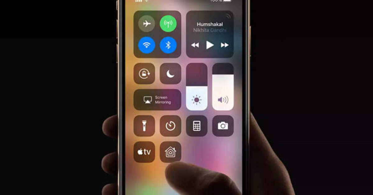 iPhone users start seeing green screen, know what is the reason?