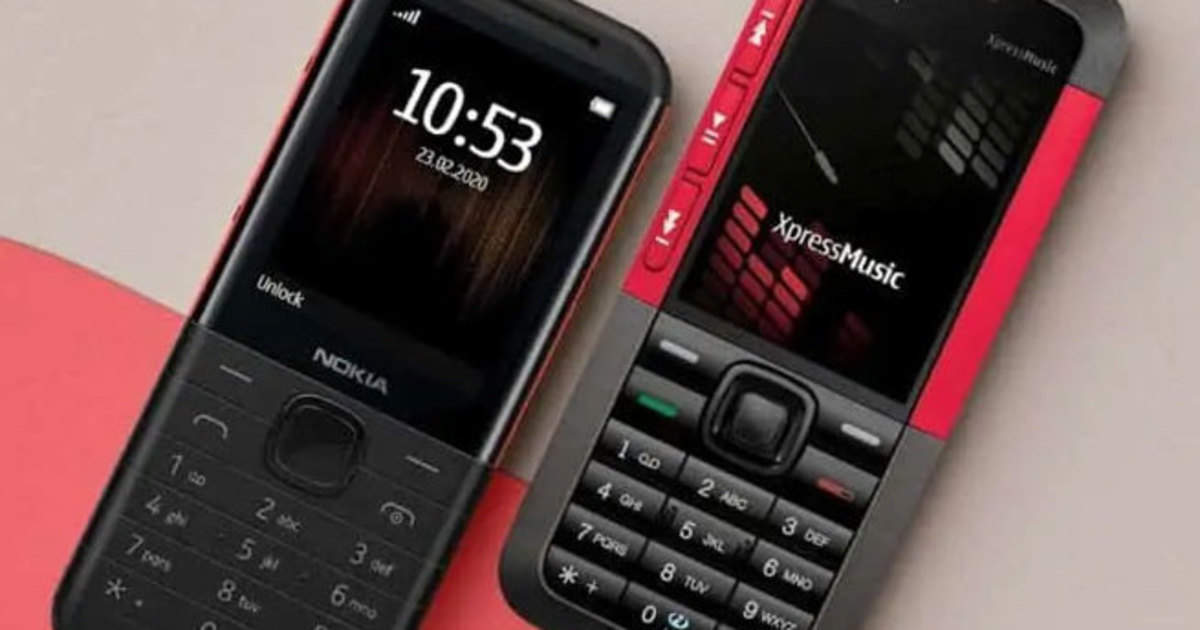 nokia 5310: Nokia's new phone with Dhansu feature, will be launched in India on June 16 - nokia 5310 to launch in india on 16 june know details