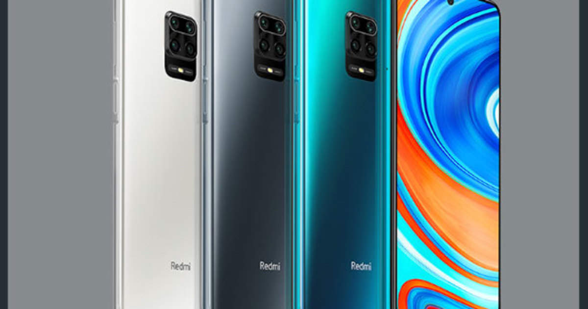 redmi note 9 pro max: cell of redmi note 9 pro max today, double data benefit will be available on the purchase of phones - redmi note 9 pro max all set to go on sale via amazon and mi online store