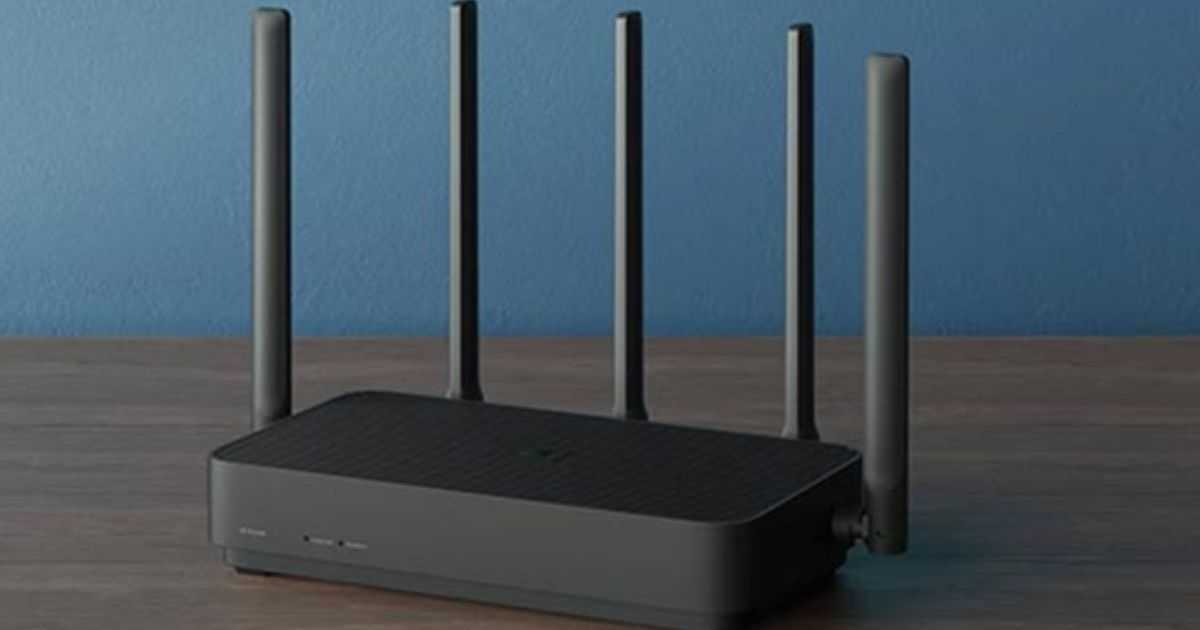xiaomi mi router 4 pro price: xiaomi mi router 4 pro launched sports 5 antennas