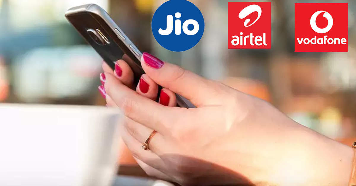 yearly prepaid plans: cheapest recharge: data and free calling for 1 year - jio vs airtel vs vodafone cheapest prepaid plan with 1 year validity