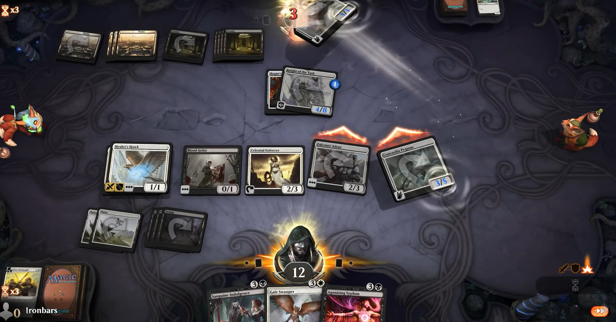 A new format of Magic launches online, with hundreds of new cards