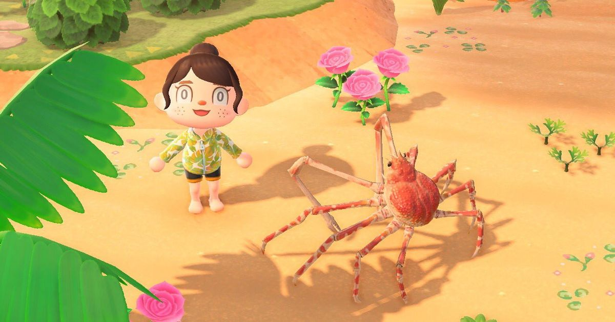Animal Crossing: New Horizons new sea creatures make the best pets