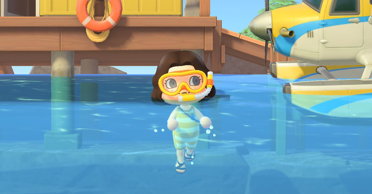 Animal Crossing turnip traders have something new to fear: sea robbery