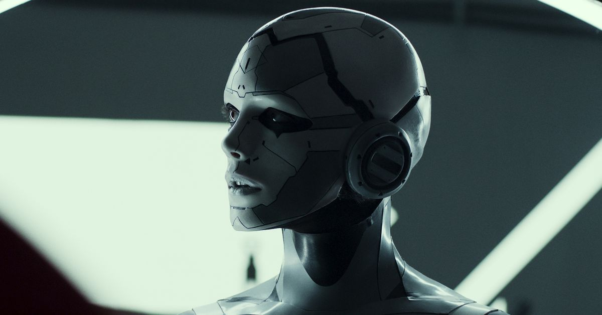Archive review: a gorgeous new sci-fi movie that fails the Black Mirror test