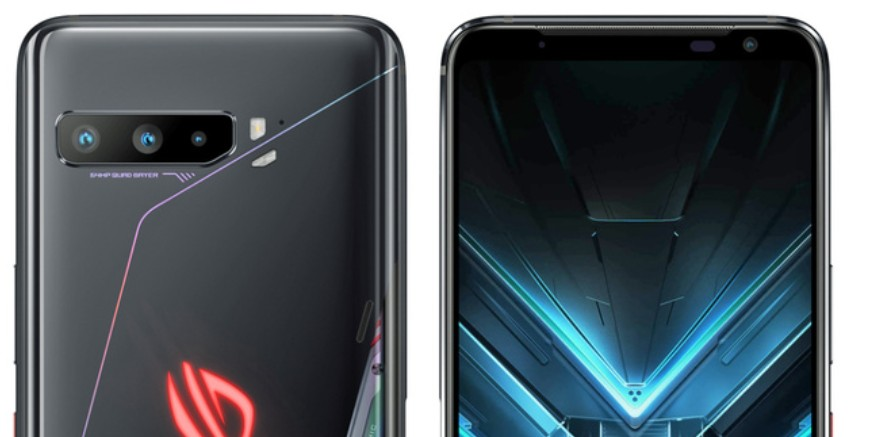 Asus ROG Phone 3 leaked render offers a full-fledged look