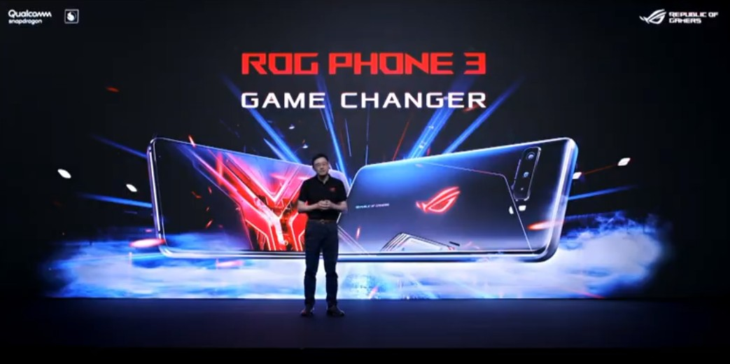 Asus ROG Phone 3 with Snapdragon 865 Plus SoC, 144Hz AMOLED display launched