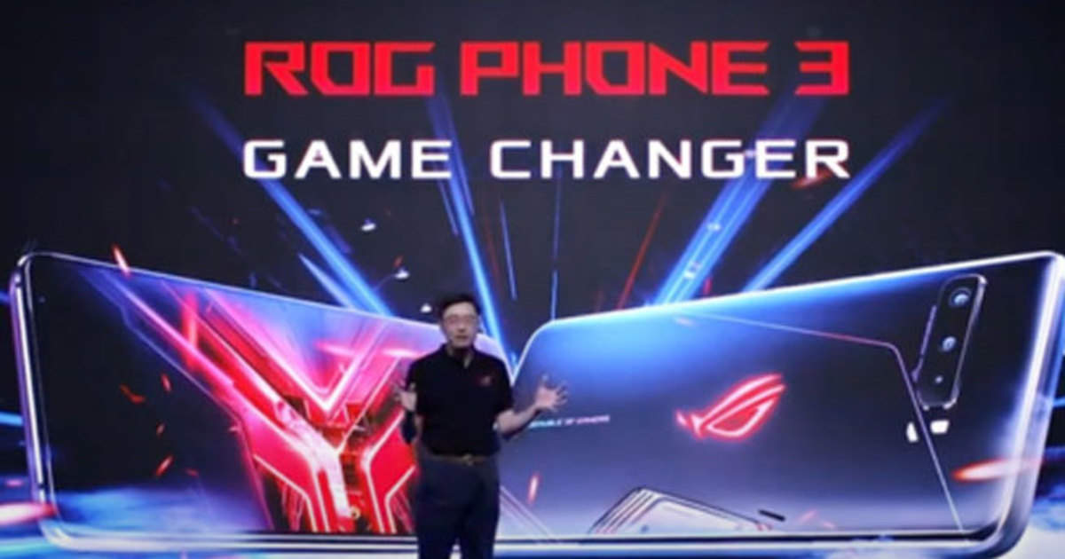 Asus rog phone 3 india launch: asus rog phone 3 launch, learn full details from price to features here - asus rog phone 3 launched with massive 6000mah battery