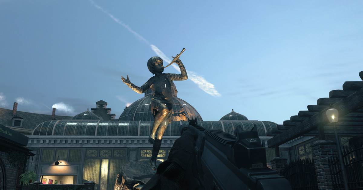 Call of Duty: Modern Warfare's Cheshire Park Pied Piper Easter egg
