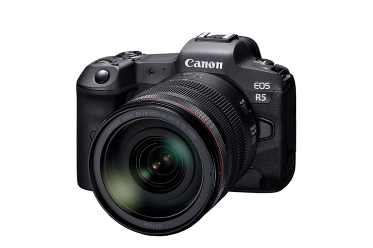 Canon Launches New EOS R5 and R6 Mirrorless Cameras in India