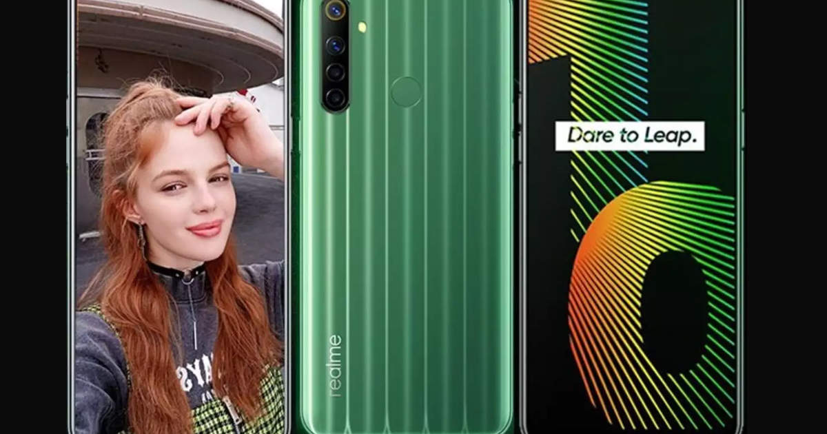 Chance to buy Realme Narzo 10 today, Dhansu features in low price - realme narzo 10 with 48 megapixel quad camera sale today on flipkart