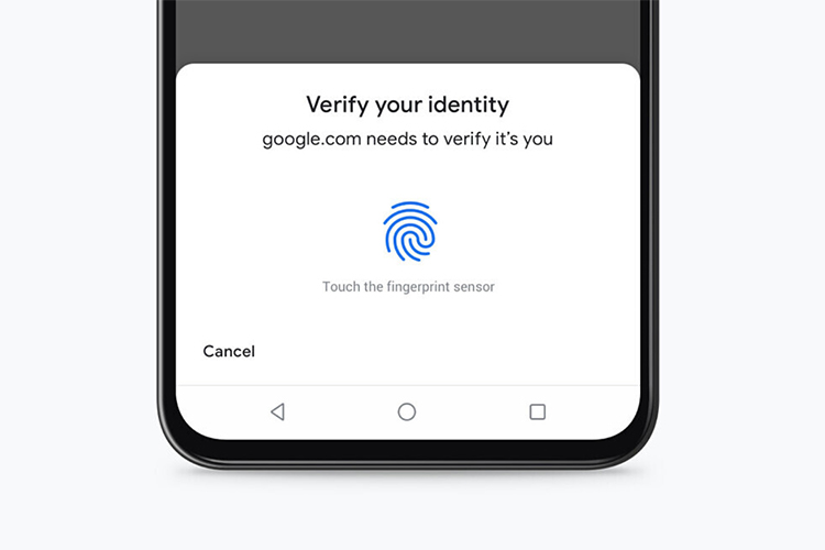 Chrome is Adding Biometric Authentication for Payments on Android