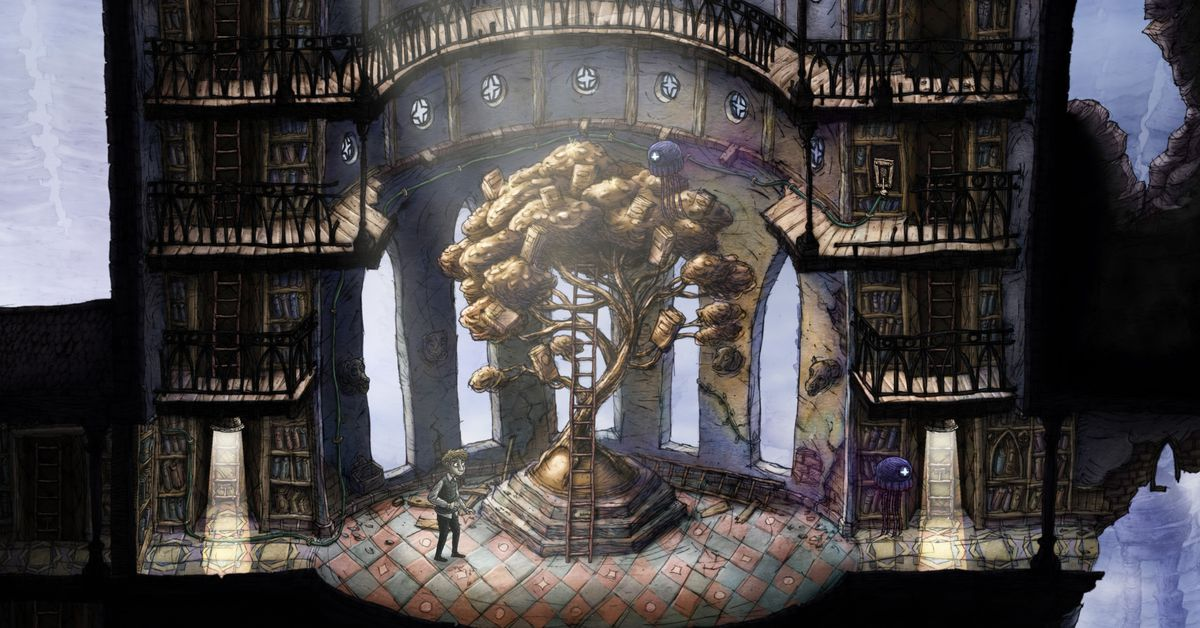 Creaks review: an astounding puzzle game from the Machinarium team