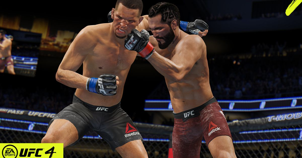 EA Sports UFC 4 release date, trailer announced for PS4, Xbox One