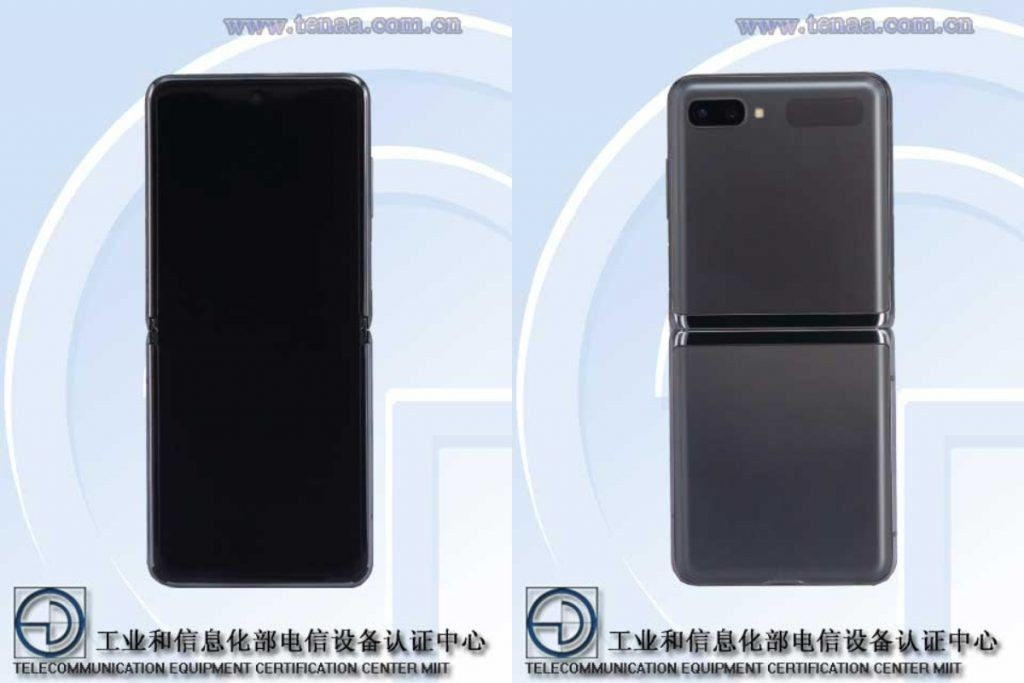 Galaxy Z Flip 5G surfaced in images via TENAA certification; Crosses FCC too