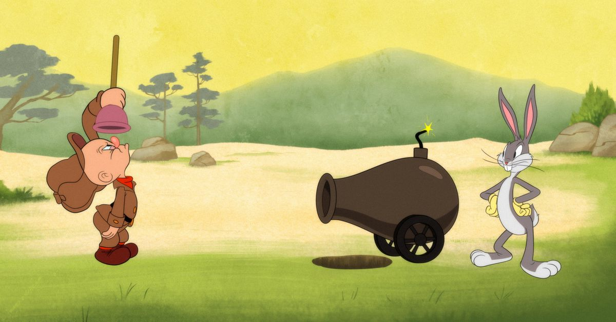 HBO's new Looney Tunes show is great for kids and adults, no guns needed