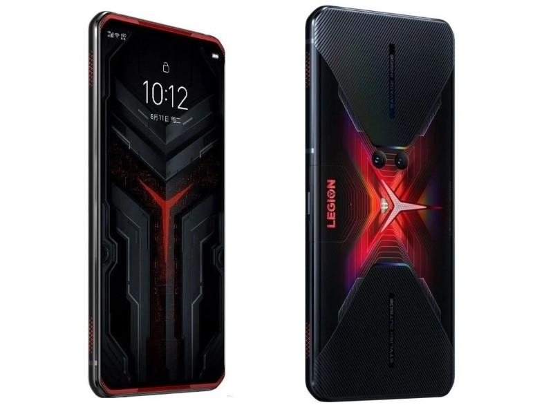 Here is a early look at Lenovo Legion Pro gaming phone via official renders