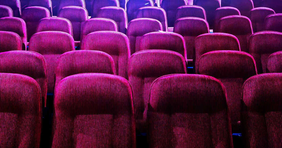 Here's what it's like watching a movie in theaters right now