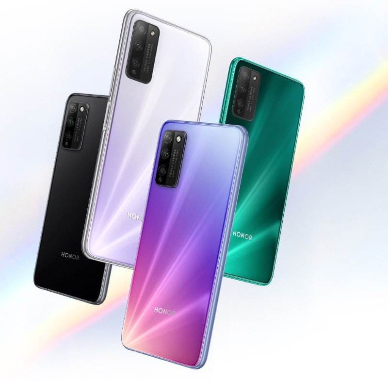 Honor X10 Max, Honor 30 Lite with 5G support unveiled in China