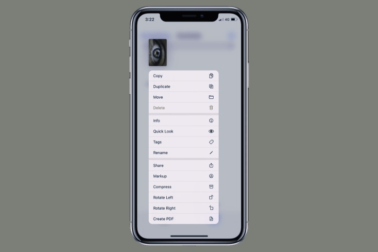 How to Rotate Images in Files App in iOS 14 (2020| Beebom
