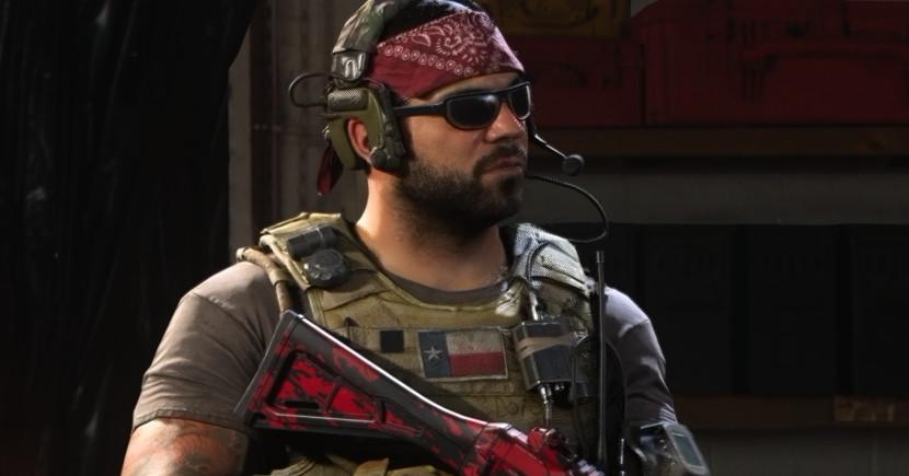 Infinity Ward has renamed Call of Duty: Warzone's Border War skin