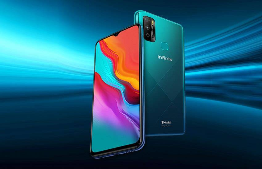 Infinix Smart 4 Plus Price, infinix smartphone with mediatek helio a25 launched, know flipkart sale date, best phone under 10000 - Infinix Smart 4 Plus launched in India, this phone with 6000 mAh battery has many features, learn price, cell date