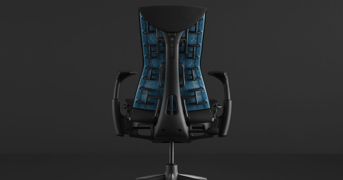 Is Herman Miller's new $1,495 Embody Gaming Chair worth the price?