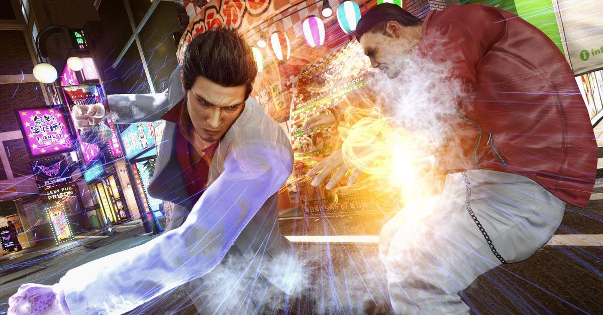 Is Kiryu from Yakuza finally coming to Tekken 7?