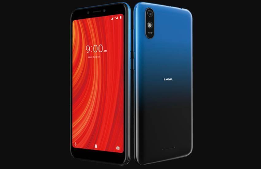 Lava Z61 Pro specification, lava launched new smartphone lava z61 pro, know lava mobile price, non chinese smartphone - Non Chinese Smartphone: Lava Z61 Pro launched in India