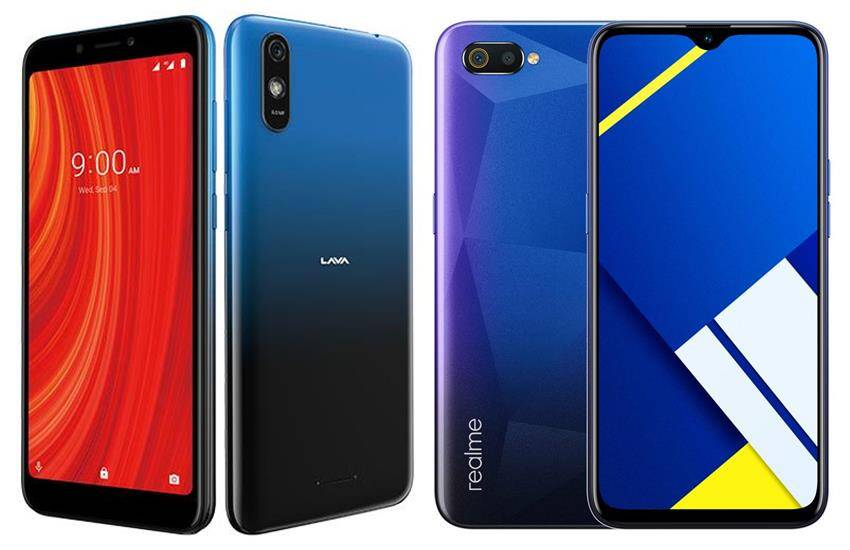 Lava Z61 Pro vs Realme C2 comparison of price, specifications, know realme mobile price, lava mobile, non chinese smartphone - Lava Z61 Pro vs Realme C2: know which budget smartphone is more powerful