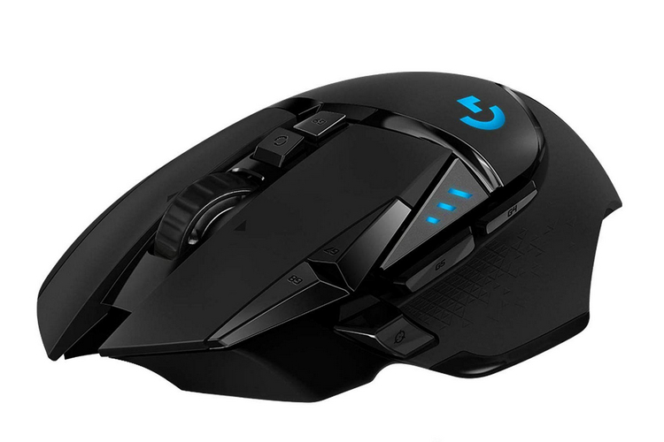 Logitech Launches G502 Lightspeed Wireless Gaming Mouse for Rs 14,995 in India