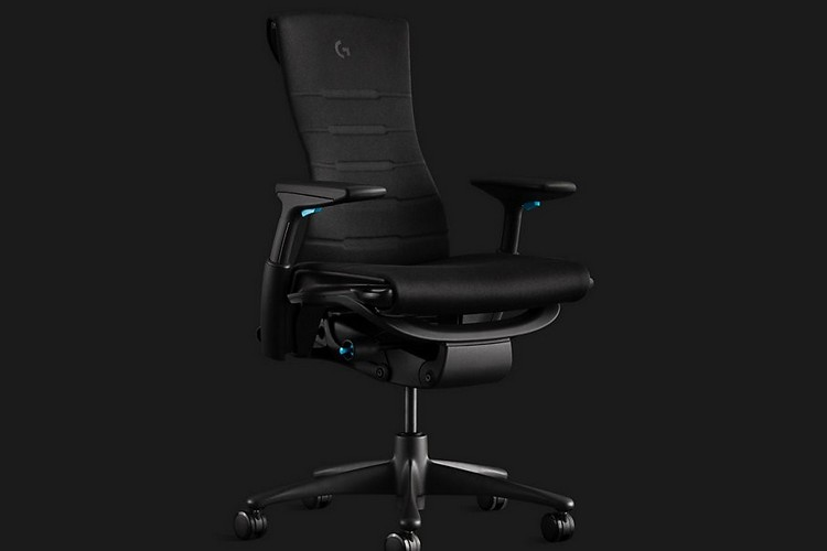 """Logitech's New """"Embody Gaming Chair"""" Costs $1500"""
