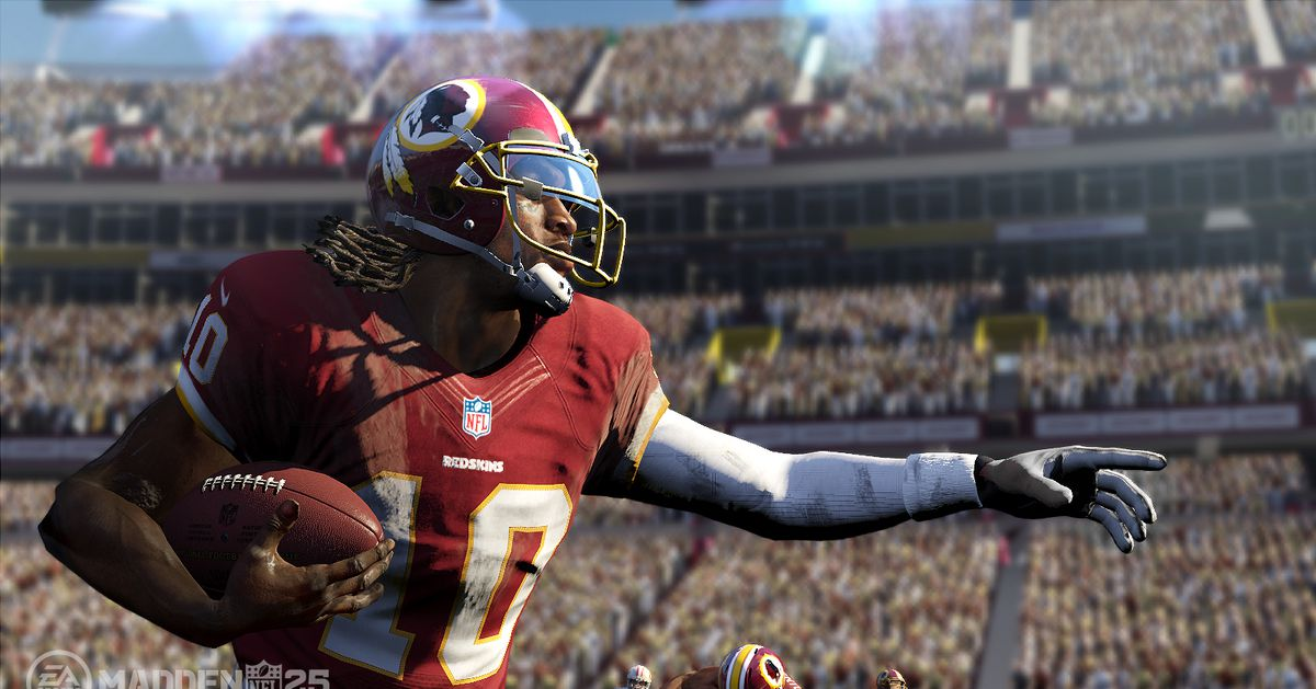 Madden NFL 21 will replace the Redskins name and logo with a 'generic' Washington team